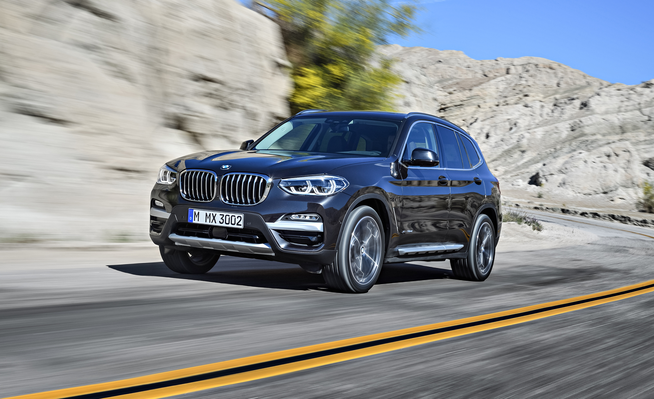 2018 BMW X3xDrive