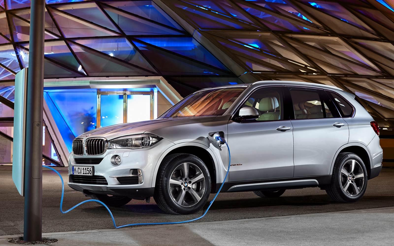 2018 BMW X5 40e