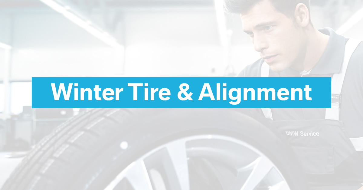 Winter Tire & Alignment Package