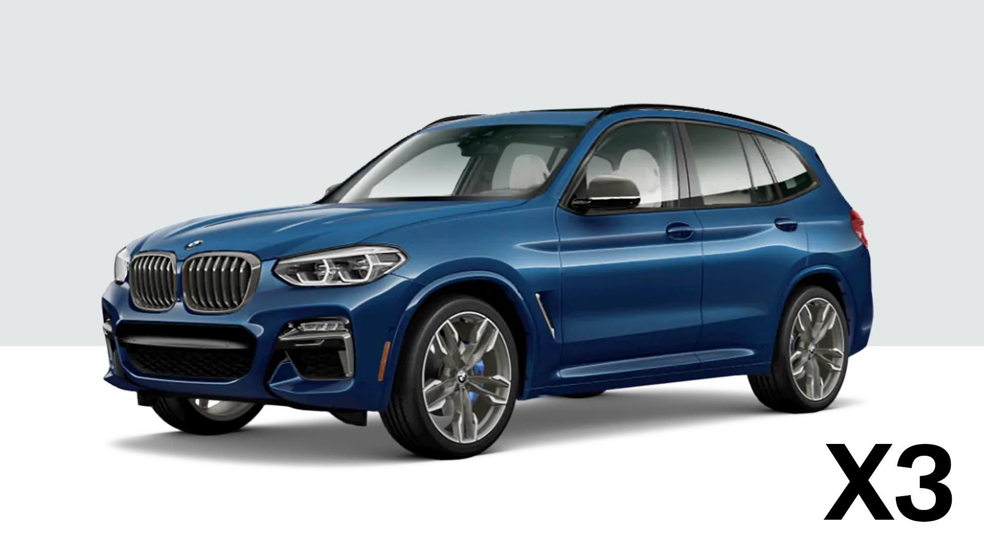 2018 BMW X3 30i xDrive