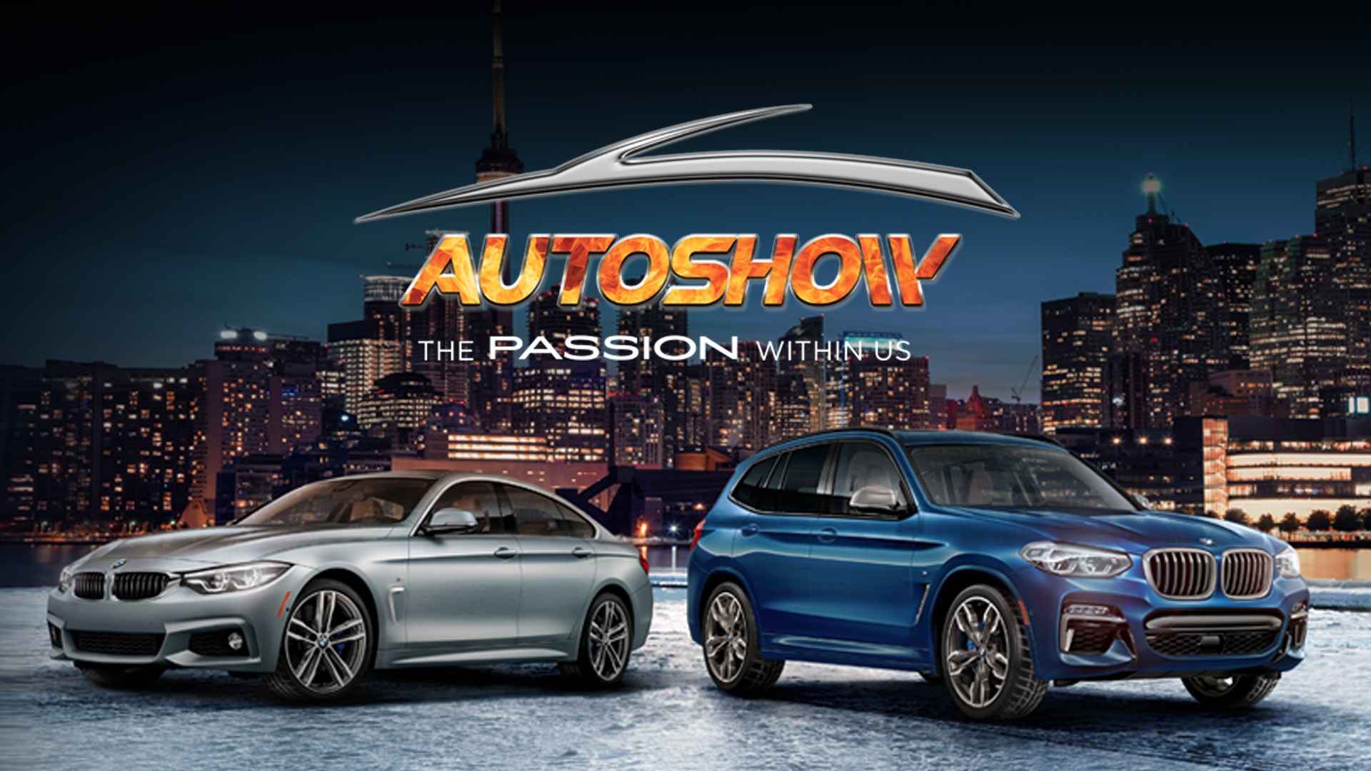The Ultimate BMW Auto Show Event