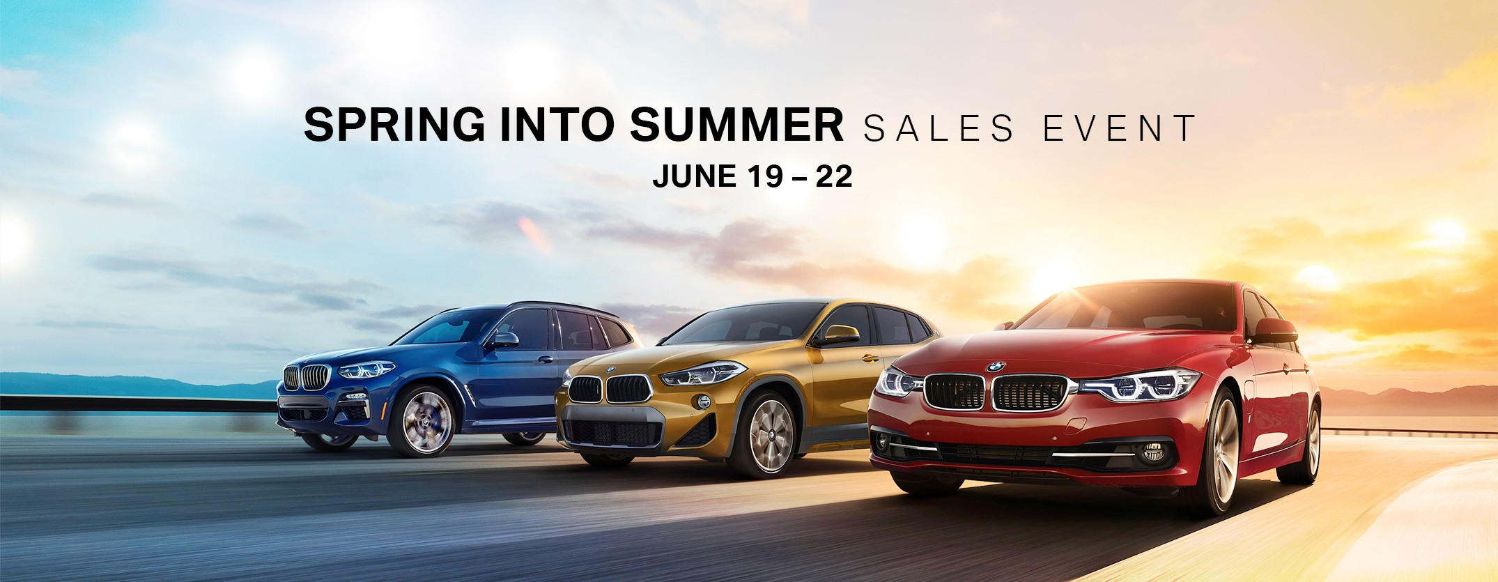 BMW 3 Day Sales Event - Private Sale