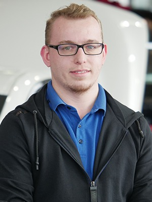Aidan  Teichroeb