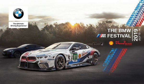 The BMW M Festival 2019