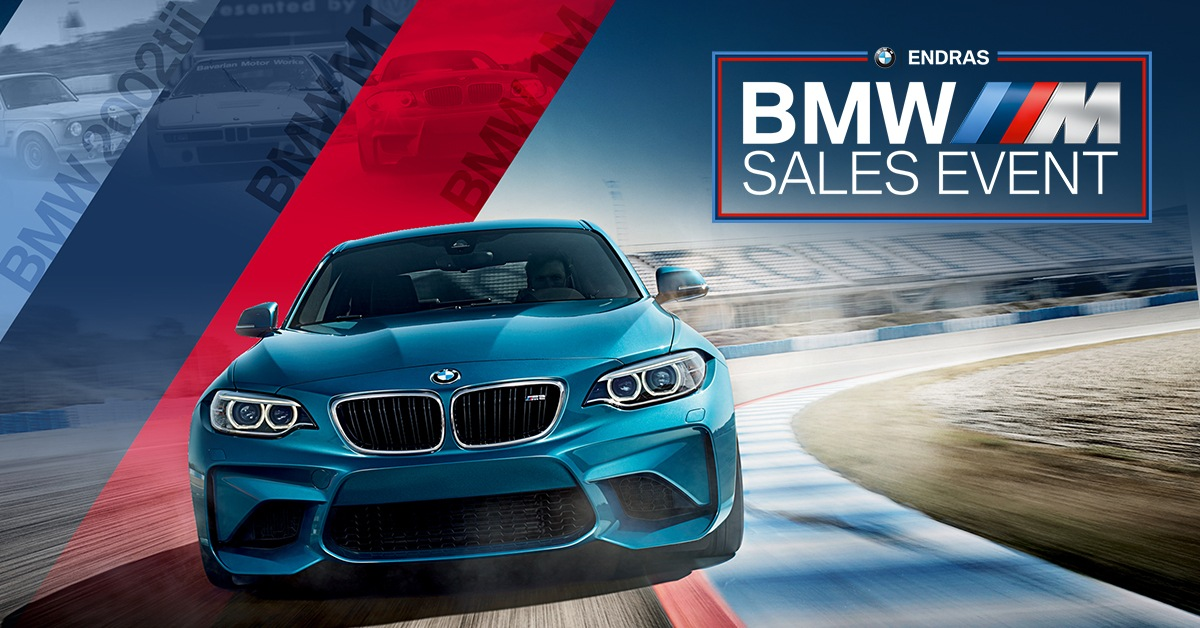 BMW M Sales Event