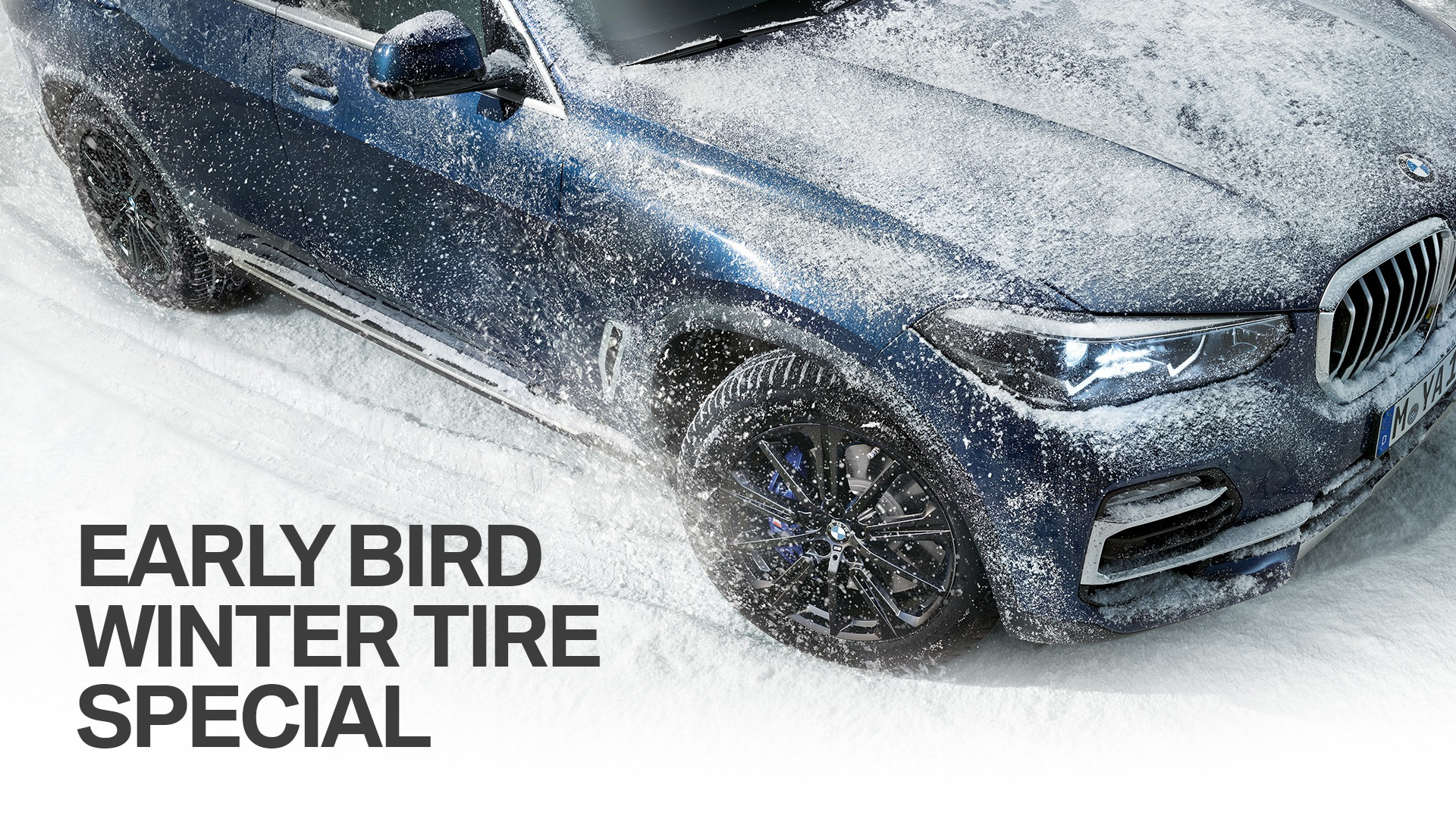 Early Bird Winter Tire Special