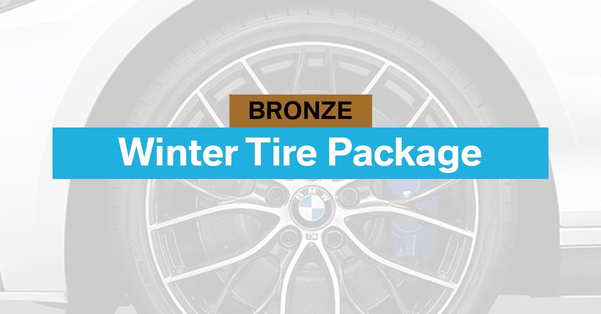 Bronze Winter Tire Package
